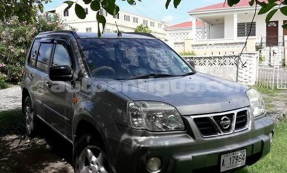 Buy Used Nissan X–Trail Silver Car in St John's in Antigua