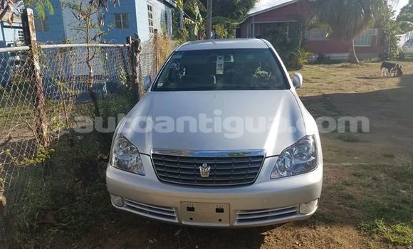 Buy Used Toyota Allion Silver Car in St John's in Antigua