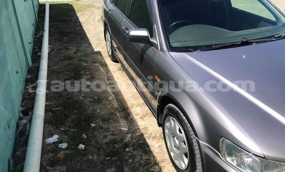 Buy Used Honda Accord Silver Car in St John's in Antigua