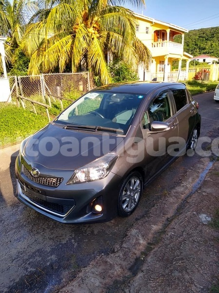Big with watermark toyota vitz antigua st john s 3817